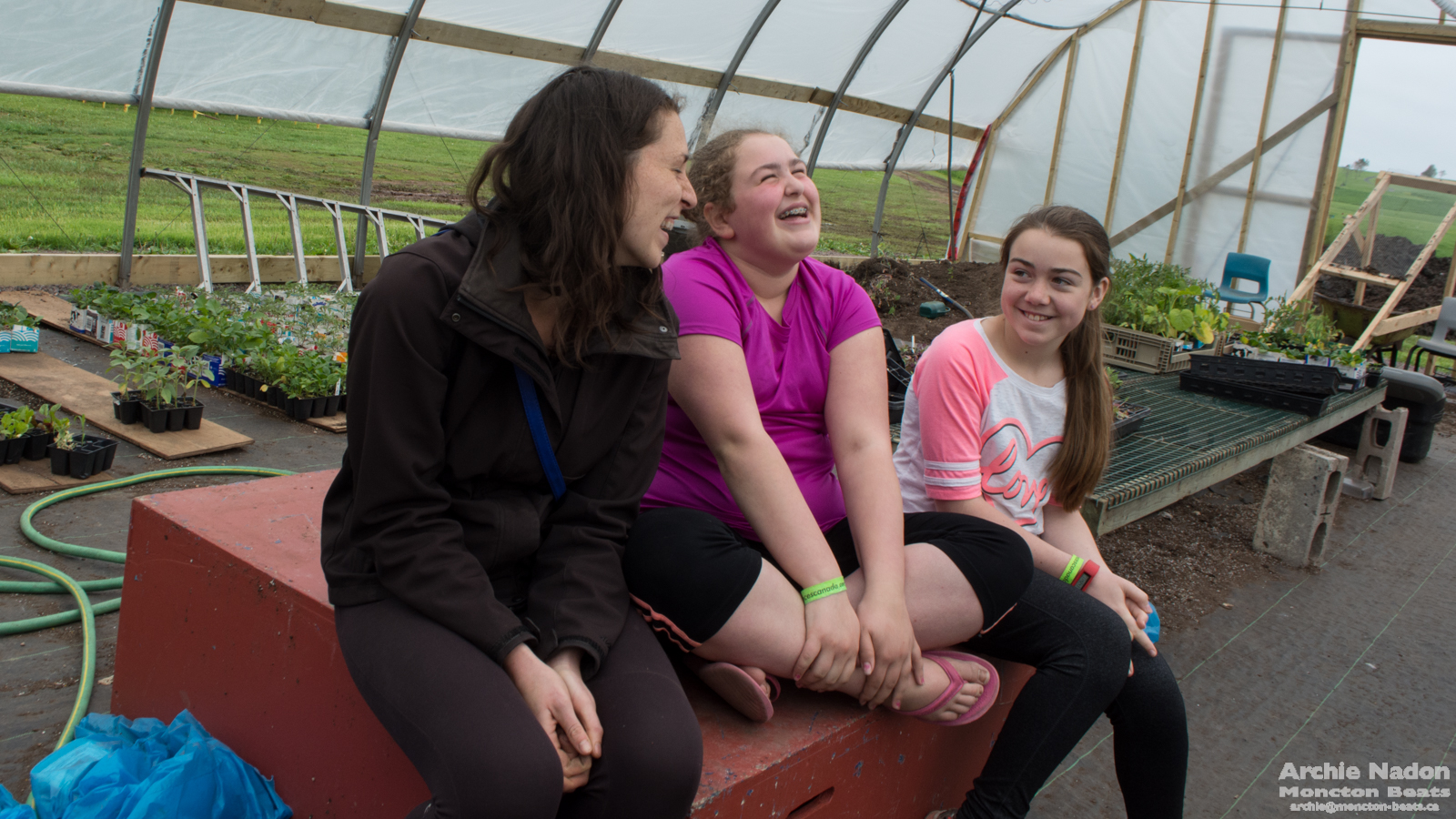 The Intergenerational Garden Project is making students in Memramcook food savvy