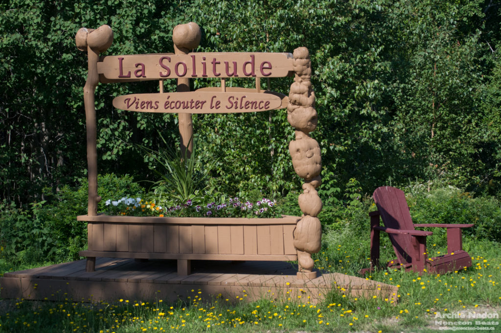 La Solitude's sign
